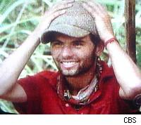 Todd Herzog from Survivor China