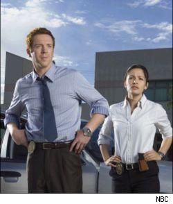 Damian Lewis and Sarah Shani in Life