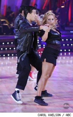 Sabrina &amp; Mark - Dancing WIth The Stars