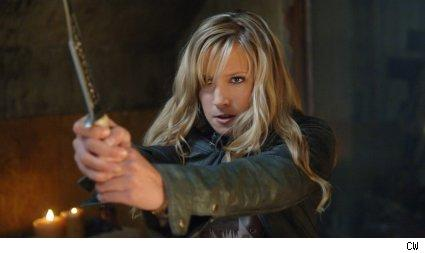 Katie Cassidy - Supernatural
