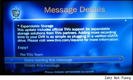 TiVo 9.2