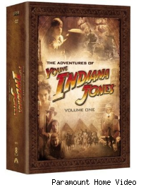 young indiana jones vol 1 dvd
