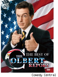 colbert report dvd