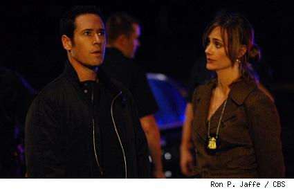 Rob Morrow and Diane Farr