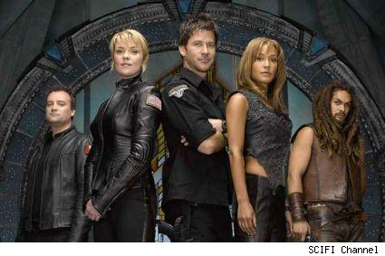 Stargate Atlantis: The Seer