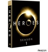 Heroes Season 1 on DVD