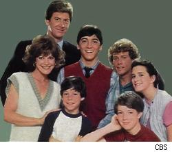 The cast of Charles in Charge, season one