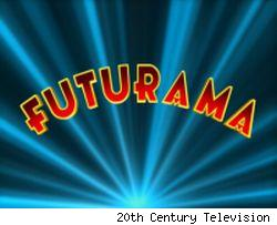 Futurama logo