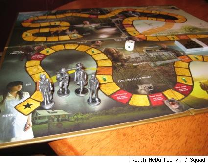 tin man board game
