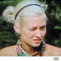 Survivor China's skinny gal Courtney
