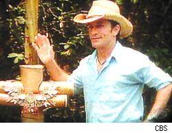 Immunity is up for grabs - Jeff Probst