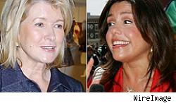 Martha Stewart, Rachael Ray