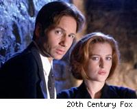 mulder; scully; the x-files