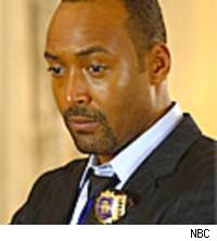 Jesse L. Martin as Det. Ed Green on Law and Order