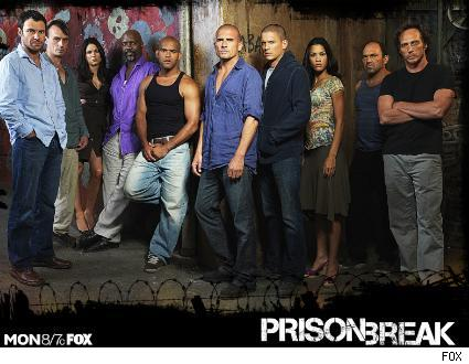 The cast of Prison Break