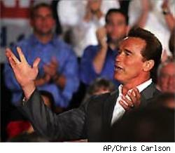 Governor Arnold Schwarzenegger
