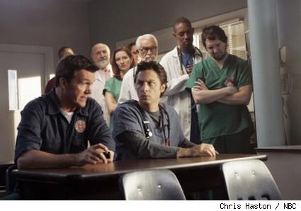 Scrubs: My Identity Crisis