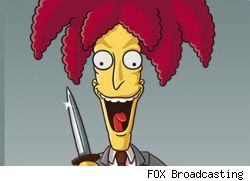 Sideshow Bob makes his 10th appearance on 'The Simpsons'