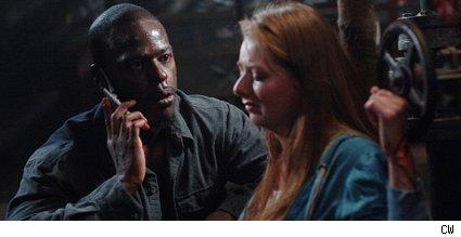 Sterling K Brown and Katie Chapman - Supernatural