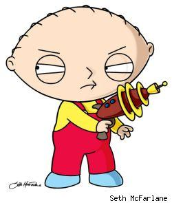 Stewie finally kills Lois in this week's episode of Family Guy