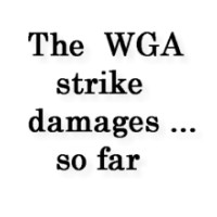 Shows affected by the WGA strike