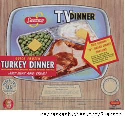 TV dinner