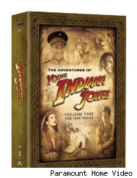 young indiana joes dvd