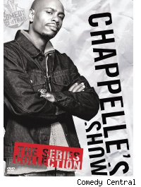 chappelle's show dvd