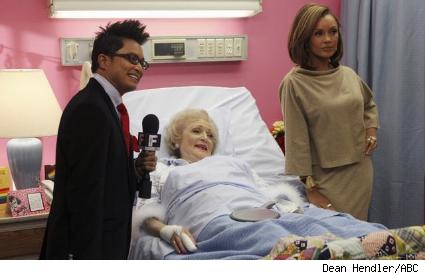 Alec Mapa, Betty White, and Vanessa Williams