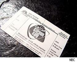 Carson Daly ticket