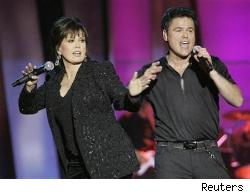 Get Donny & Marie a show right now, so they have time to prepare an Osmond Christmas special