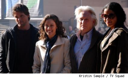 the cast of Knight Rider