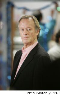Peter Fonda from the ER episode 300 Patients