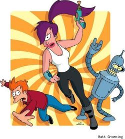 Futurama to return in June, 2010