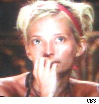 Courtney from Survivor China