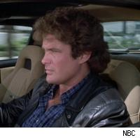 Did you know that in the original literature for Knight Rider, Michael Knight had a metal plate in his head. Yep, and David Hasslehoff is so committed to acting that he's been acting like he's got a plate in his head for years...