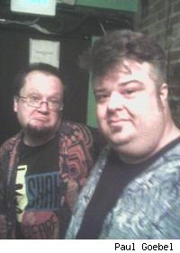Robbie Rist and the King of TV