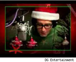 Tom Kenny (SpongeBob) recites Twas the Night Before Christmas