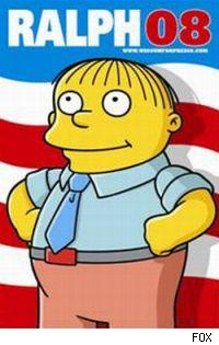Ralph Wiggum for President in 2008