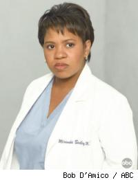 Chandra Wilson stars as Dr. Miranda Bailey on Grey's Anatomy.