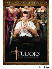 the tudors season 1 dvd