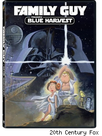 blue harvest dvd