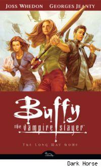 The Buffy Season Eight Trade Paperback