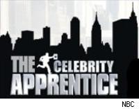 The Celebrity Apprentice logo.