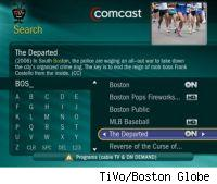 TiVo software