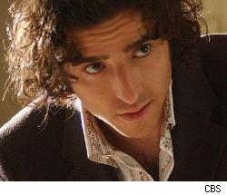 David Krumholtz as Charlie Eppes on Numb3rs.