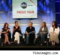 women's murder club press tour