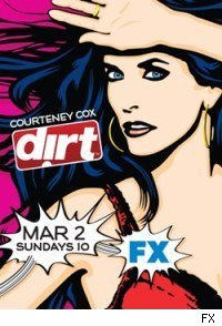 Courteney Cox as Lucy Spiller on FX's 'Dirt.'