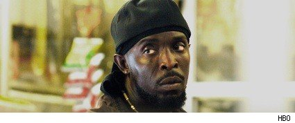 Michael K. Williams as Omar Little on 'The Wire.'