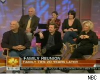 The Today Show - Family Ties Reunion